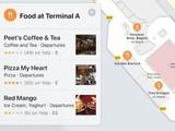 iOS 11将支持机场和购物中心室内地图