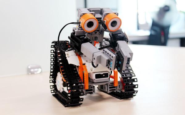 Jimu机器人高阶玩法:弹奏《小熊跳舞》