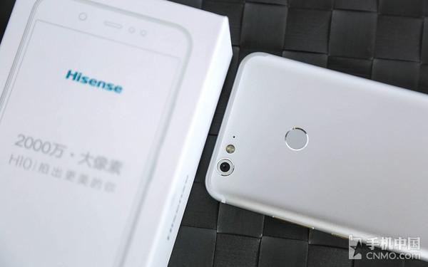 海信手机h10评测:阚清子私家自拍神器