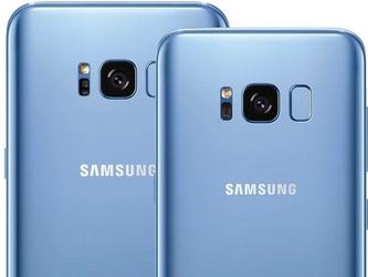 很清凉 三星S8/S8+珊瑚蓝明日美国开卖