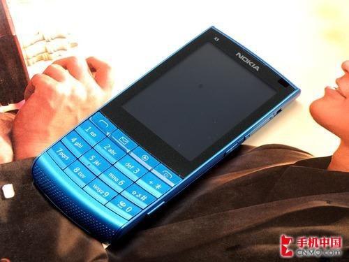 触控+键盘 经典诺基亚X3-02仅售280元