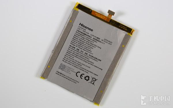 海信手机h10的电池容量为3400mah,整体上的续航还是十分给力的.