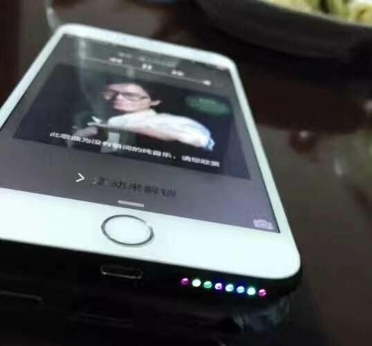 """网友晒二手iPhone 6s 这""""艺术""""欣赏不来"""