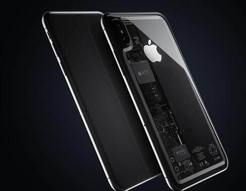 【圖片9】蘋果iphone8史無前例的最美渲染圖