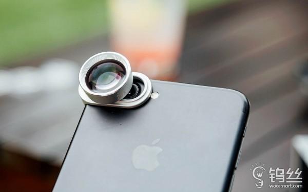 X-Lens PRO:手机离单反只差这一套镜头