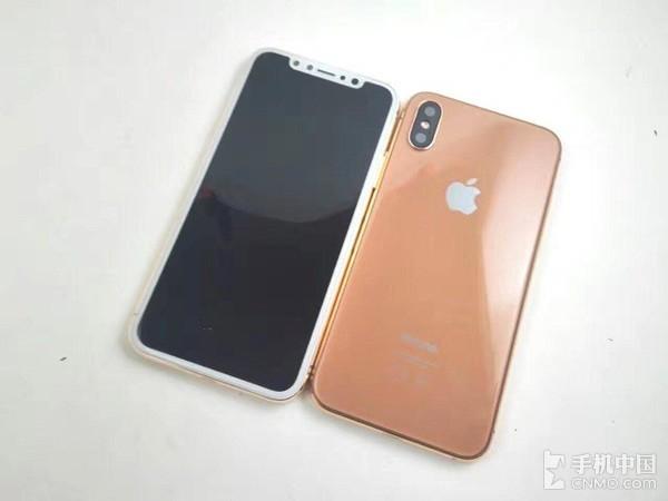 iPhone 8古铜色版本