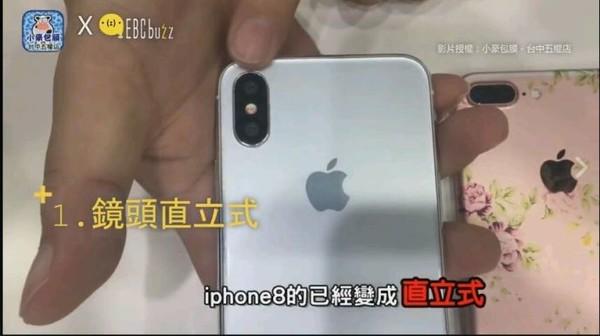iPhone 8与iPhone 7P上手对比