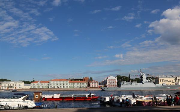 点进来!金立S10带你逛遍盛夏的俄罗斯
