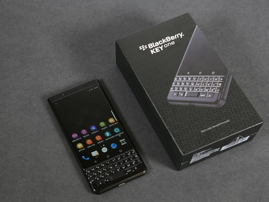 搭载骁龙625的黑莓KEYone 能否重获青睐