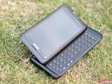 侧滑全键盘金属智能 诺基亚E7特价500元