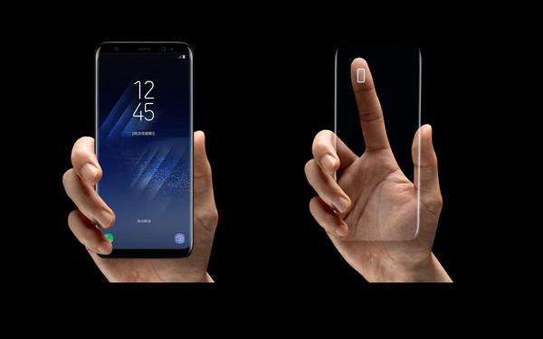 三星Note8也将采用与S8相同的后置指纹识别方案