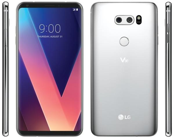 传说中的LG V30