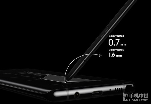 S Pen支持4096级别压感