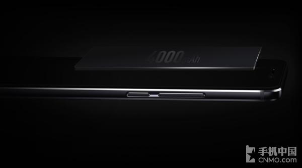 魅蓝Note6采用一块4000mAh大电池