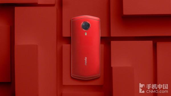 美图T8有烈焰红版