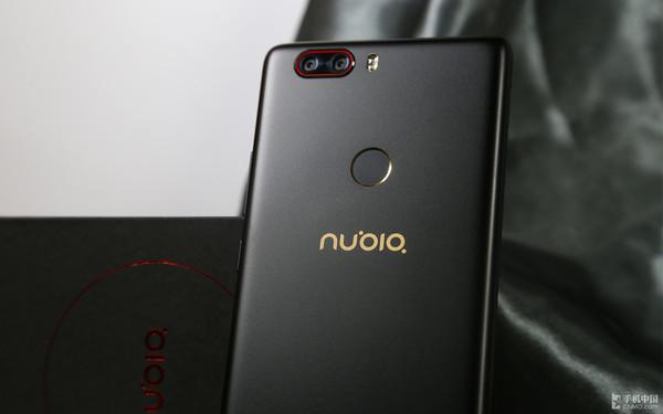 努比亚Z17畅享版后置双摄