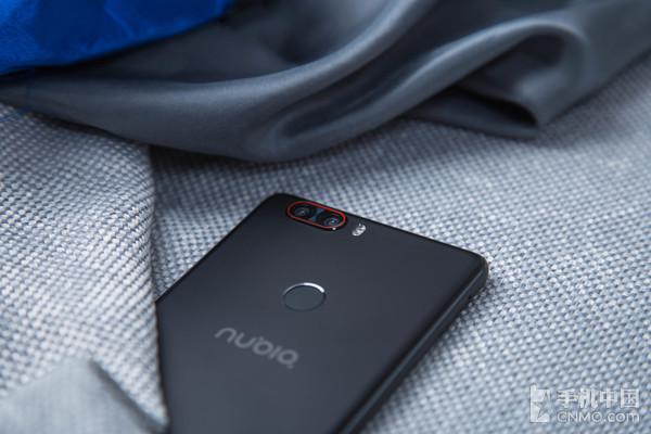 努比亚Z17 8GB版
