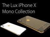 8848也算贵?定制版iPhone X最低5万起
