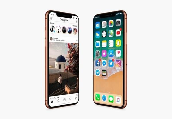 iPhone 8定妆照