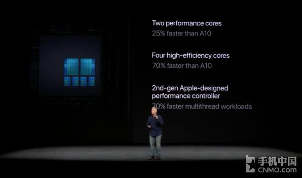 iPhone 8及8 Plus发布:无线充电/699美元