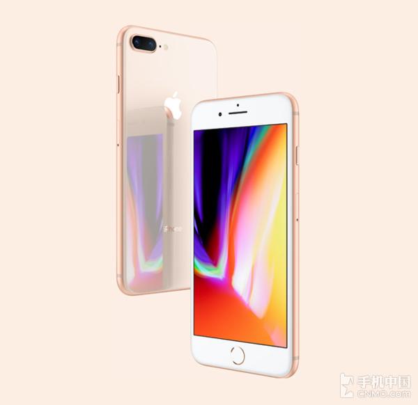 iPhone 8与iPhone 8 Plus均采用双玻璃设计