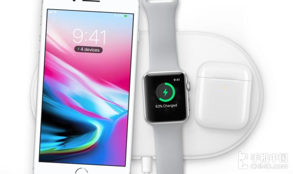 iPhone 8与iPhone 8 Plus均支持无线充电