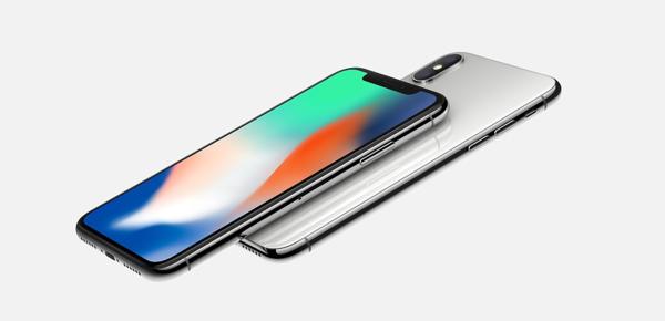 全面屏旗舰iPhone X