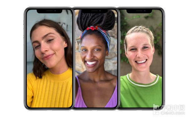 iPhone X能够拍出更自然的虚化自拍照片
