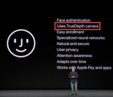 3D深度摄像头支持iPhone X实现人脸识别解锁