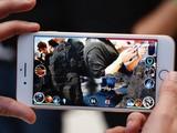 AR游戏好有趣 天猫购得iPhone 8抢先玩