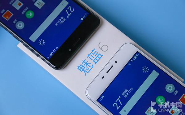 魅蓝6全面评测:百元也能颜值高自拍美