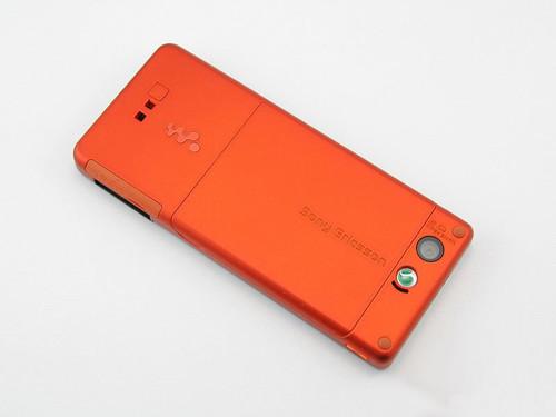超薄音乐手机低价售 索爱W880i仅需280元