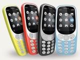 诺基亚3310 3G复刻版发布 540元太良心