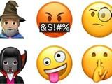 苹果又出一波新emoji 逼我升级iOS 11.1?