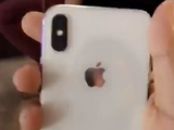 iPhone X真机上手视频意外流出:美哭了