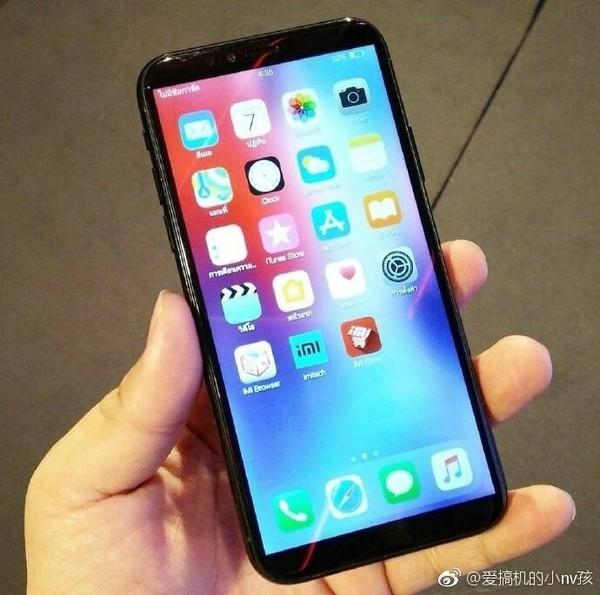 """国产""""最强""""全面屏手机上手 苹果小米惊呆"""