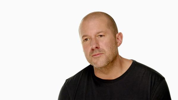 苹果首席设计师 Jony Ive