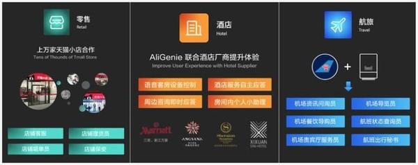 天猫精灵好伴侣 AliGenie开放平台发布