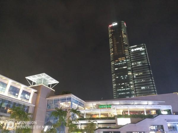 努比亚Z17S夜景样张