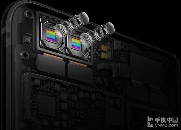 努比亚Z17miniS配备了强劲的后置双摄像头
