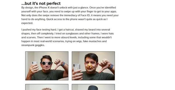 iPhone X外媒评测汇总:很好但并不完美