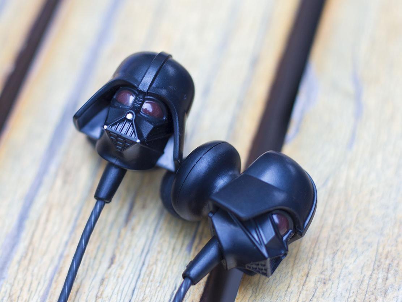 迪士尼正品授权 CAMSING黑武士耳机体验