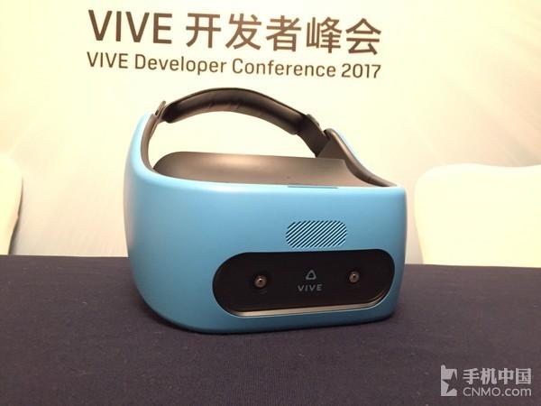HTC推VR一体机Vive Focus