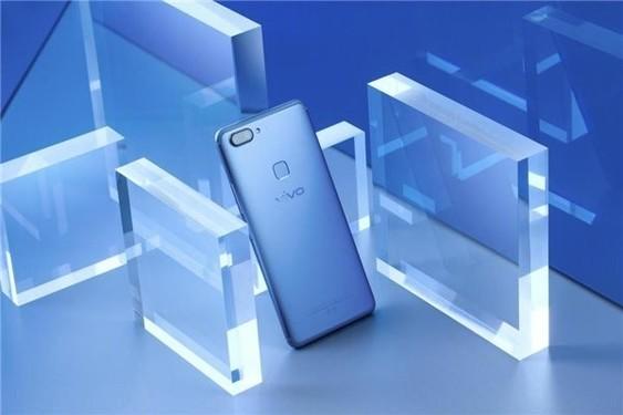 vivo X20 vivo蓝