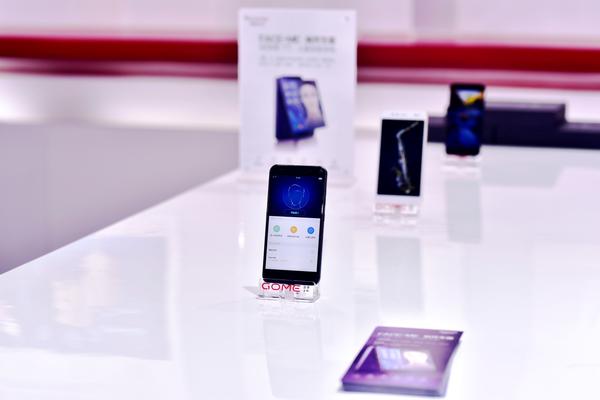 国美三款手机亮相2017移动合作伙伴大会