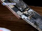iPhone 6美国爆炸 用户差一点被毁容