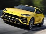313万!兰博基尼首款SUV Urus正式发布
