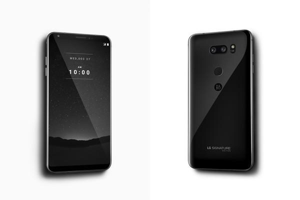 LG V30玺印版亮相 售价竟达到万元以上