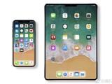 新iPad外观确定 跟iPhone X一样配刘海屏