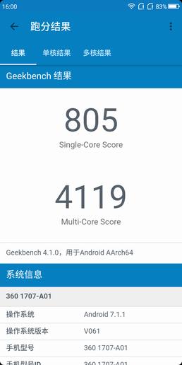 骁龙630 CPU跑分